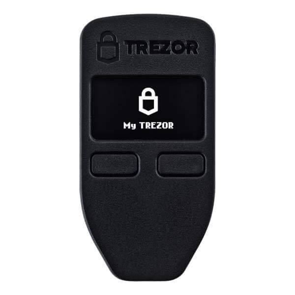 Trezor Hardware Wallet One